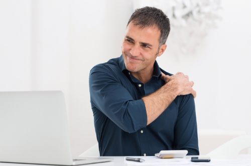 shoulder bursitis and chiropractic