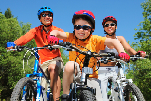cycling and chiropractic